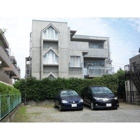 東京都世田谷区、桜上水駅徒歩15分の築30年 3階建の賃貸マンション