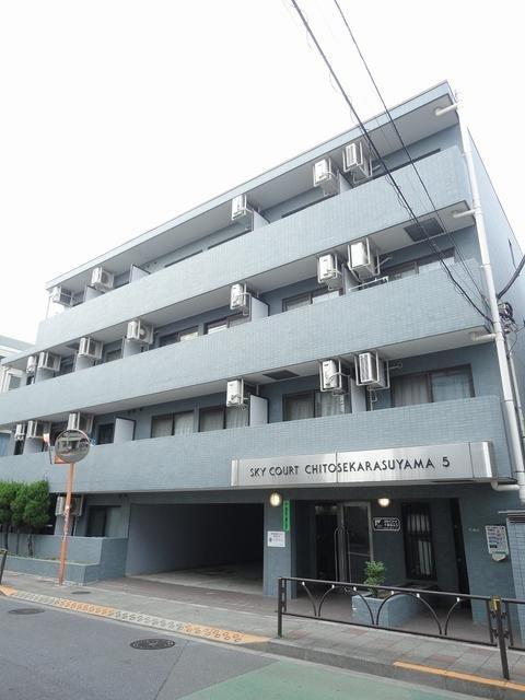 東京都世田谷区、芦花公園駅徒歩19分の築20年 4階建の賃貸マンション