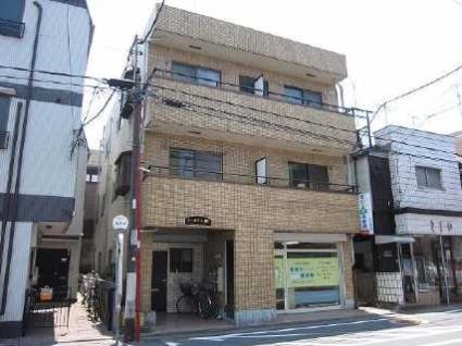 東京都調布市、つつじヶ丘駅徒歩8分の築27年 3階建の賃貸マンション