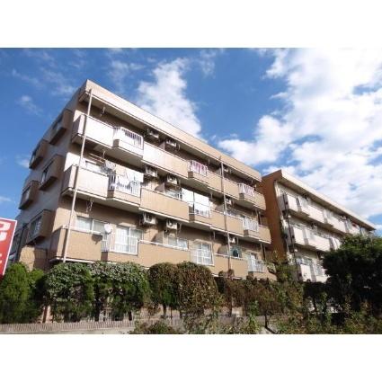 東京都調布市、仙川駅徒歩16分の築23年 4階建の賃貸マンション