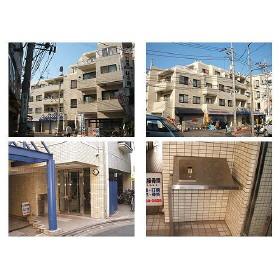 東京都杉並区、上北沢駅徒歩11分の築27年 4階建の賃貸マンション