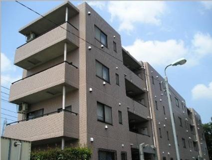 東京都調布市、つつじヶ丘駅徒歩7分の築21年 4階建の賃貸マンション