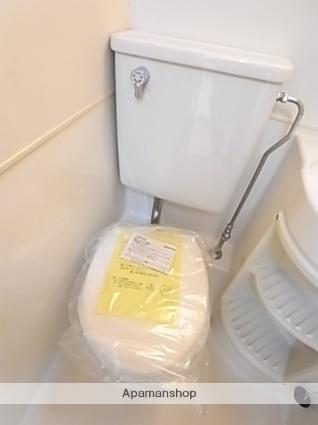 サンアベニュー滝山[1R/17.41m2]のトイレ