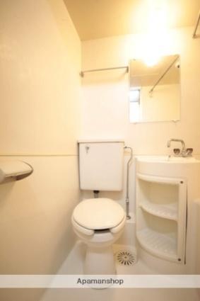 グリーンプラザ滝山[1R/17.41m2]のトイレ