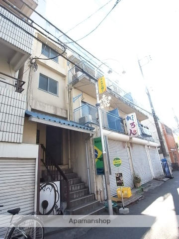 東京都八王子市、八王子駅徒歩6分の築47年 3階建の賃貸マンション