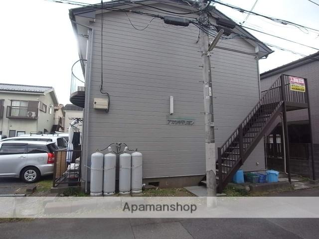 東京都八王子市、八王子駅徒歩22分の築29年 2階建の賃貸アパート
