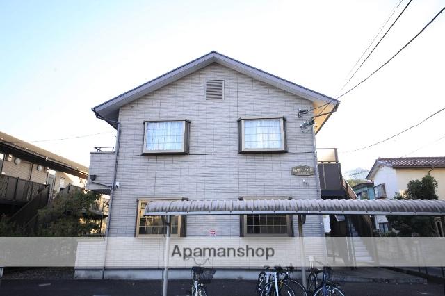 東京都八王子市、八王子駅西東京バスバス21分丹木二丁目下車後徒歩2分の築13年 2階建の賃貸アパート