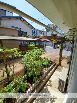キャッスル4[1K/18.28m2]の洗面所