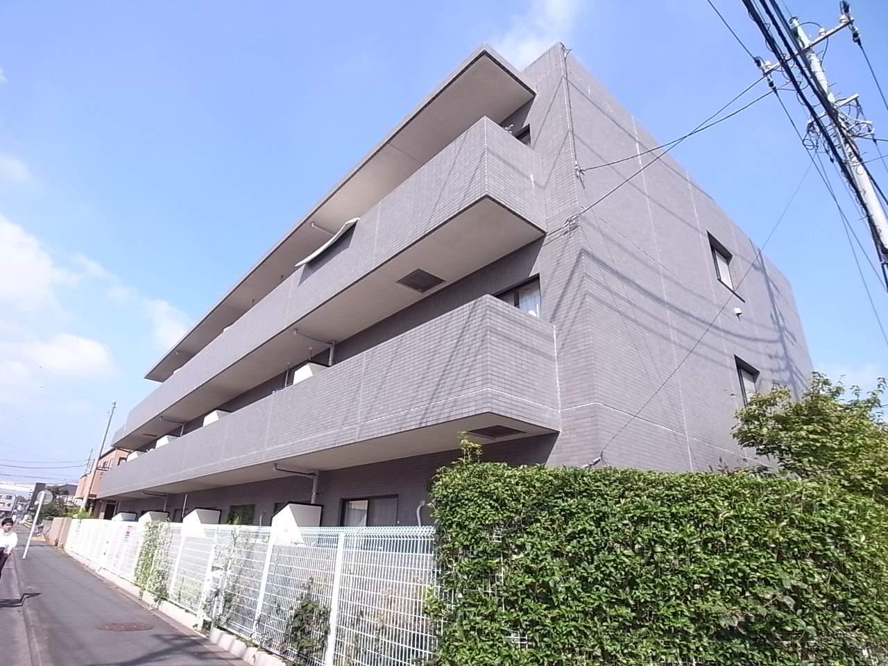 東京都日野市、程久保駅徒歩15分の築22年 3階建の賃貸マンション