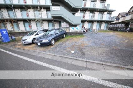 ヒルトップテネラ[1R/17.75m2]の駐車場