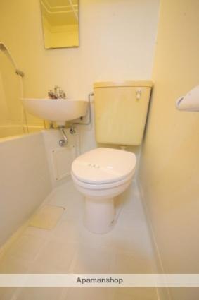 ヒルトップテネラ[1R/17.75m2]のトイレ