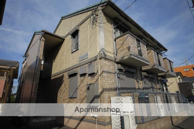 東京都日野市、豊田駅徒歩20分の築13年 2階建の賃貸アパート