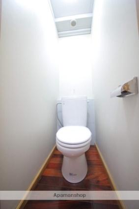 ルピナス8[1K/23.68m2]のトイレ