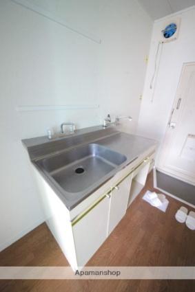 フラワーハイツB[1R/18m2]のキッチン