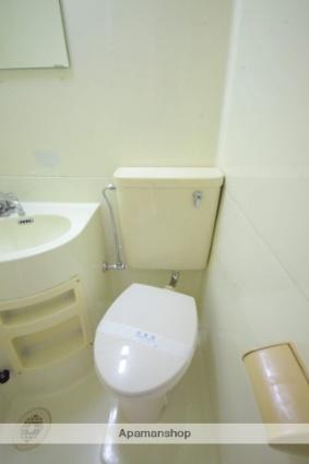 フラワーハイツB[1R/18m2]のトイレ