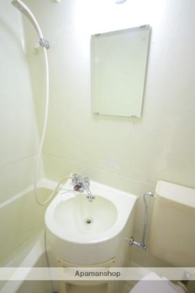 フラワーハイツB[1R/18m2]の洗面所