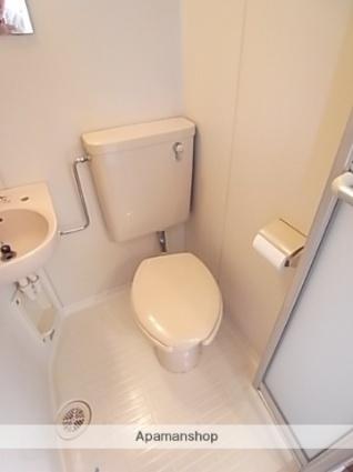 ファームレジデンス[1R/14.9m2]のトイレ