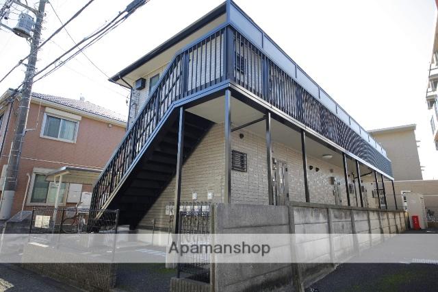 東京都日野市、豊田駅徒歩8分の築15年 2階建の賃貸アパート
