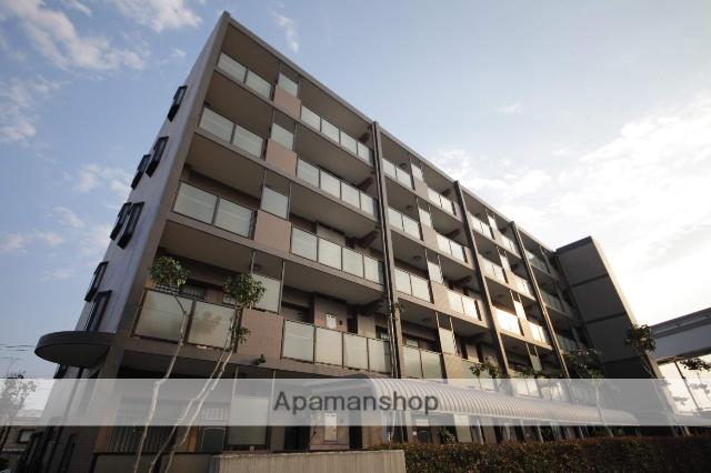 東京都日野市、高幡不動駅徒歩15分の築15年 5階建の賃貸マンション