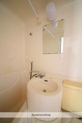 パークサイドハイツ[1R/17.01m2]の洗面所
