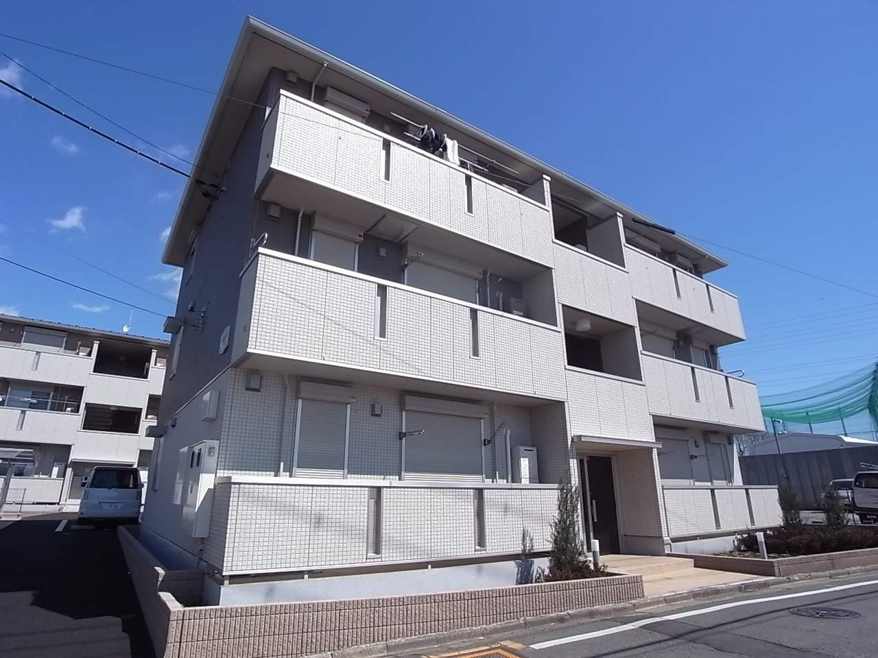 東京都日野市、日野駅京王バスバス16分石川入口下車後徒歩11分の築2年 2階建の賃貸アパート