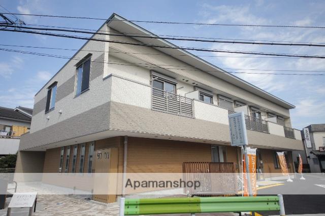 東京都日野市、高幡不動駅徒歩15分の築9年 2階建の賃貸アパート