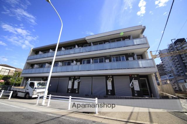 東京都多摩市、聖蹟桜ヶ丘駅徒歩12分の新築 3階建の賃貸マンション
