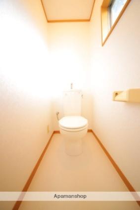 アースパックス3[1K/20.68m2]のトイレ