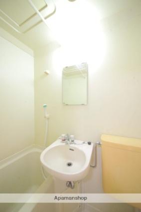 アルペンみの[1R/17.5m2]の洗面所