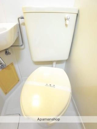 アルペンみの[1R/17.5m2]のトイレ
