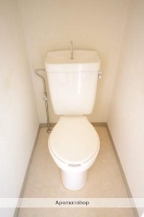 ツインパレスB[1R/19.87m2]のトイレ