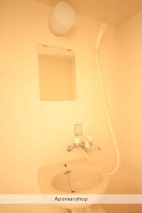 ツインパレスB[1R/19.87m2]の洗面所
