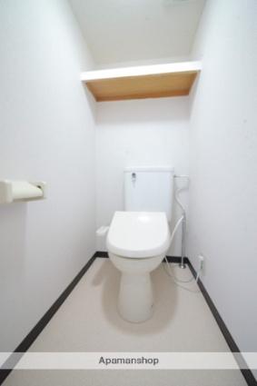 ラフィーネ学生マンション[1R/19.4m2]のトイレ