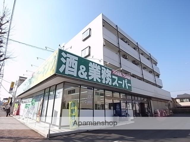 東京都八王子市、京王多摩センター駅徒歩27分の築28年 4階建の賃貸マンション