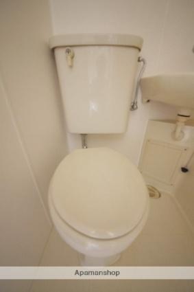 メゾン東中野[1R/16.24m2]のトイレ