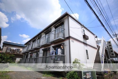 東京都八王子市、多摩センター駅徒歩26分の築29年 2階建の賃貸アパート