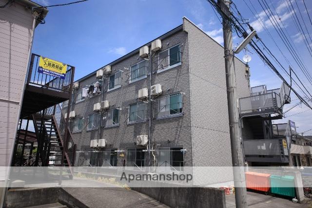 東京都八王子市、京王堀之内駅徒歩15分の築19年 3階建の賃貸マンション