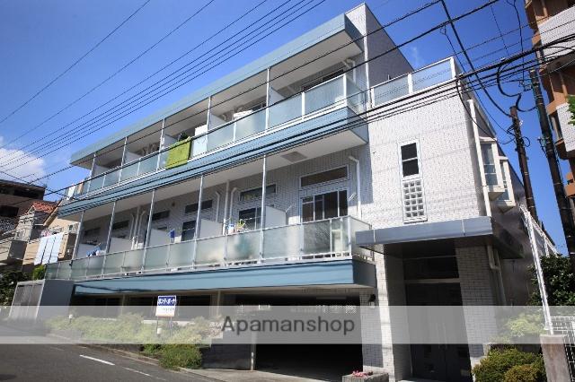 東京都多摩市、京王永山駅徒歩6分の築12年 2階建の賃貸アパート