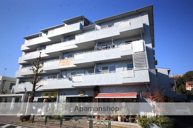 東京都多摩市、京王多摩センター駅徒歩8分の築27年 5階建の賃貸マンション
