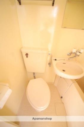 ウエストウッド[1R/17.69m2]のトイレ