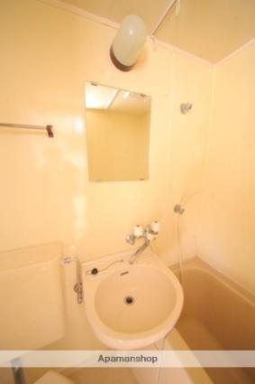 ウエストウッド[1R/17.69m2]の洗面所
