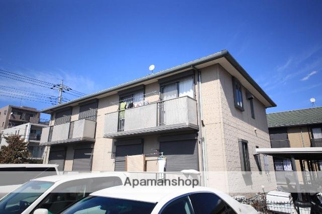 東京都八王子市、京王堀之内駅徒歩30分の築19年 2階建の賃貸アパート