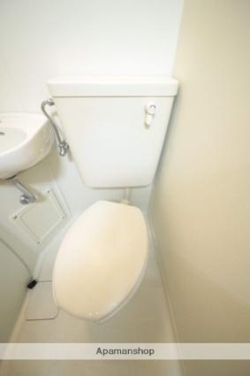 クレドボヌール[1R/17.5m2]のトイレ
