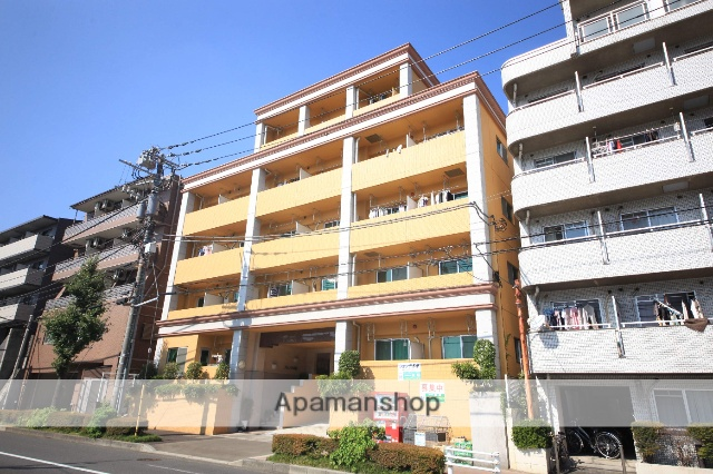 東京都多摩市、京王多摩センター駅徒歩8分の築11年 5階建の賃貸マンション