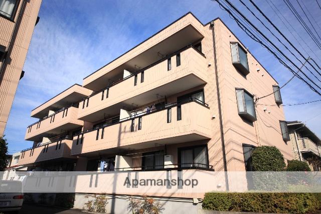 東京都多摩市、京王永山駅徒歩21分の築21年 3階建の賃貸マンション