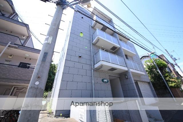 東京都八王子市、大塚・帝京大学駅徒歩10分の築12年 4階建の賃貸マンション