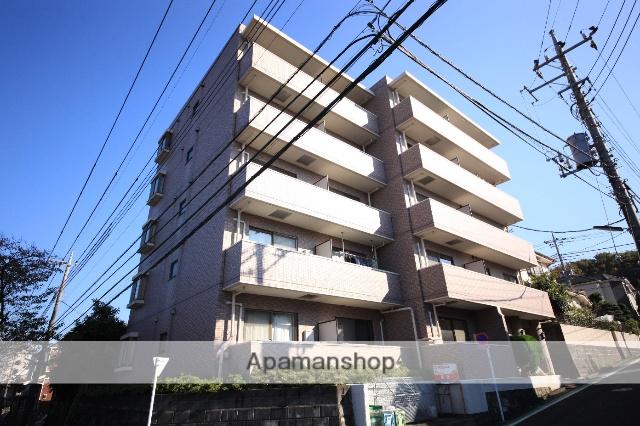 東京都多摩市、京王永山駅徒歩15分の築19年 5階建の賃貸マンション