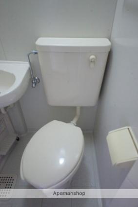 サンライズSATOH[1R/17.87m2]のトイレ