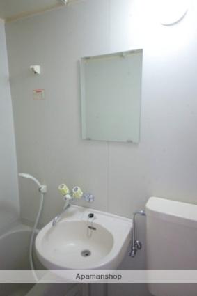 サンライズSATOH[1R/17.87m2]の洗面所