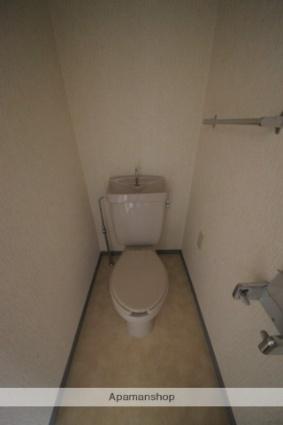 ビクトリーパレス[1R/19.87m2]のトイレ